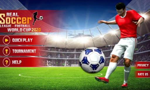 Real World Soccer League: Football WorldCup 2020  screenshots 4