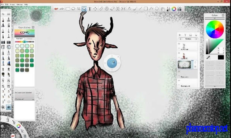 Autodesk SketchBook Pro Free Download