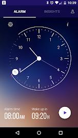 Sleep Time Smart Alarm Clock Screenshot 1