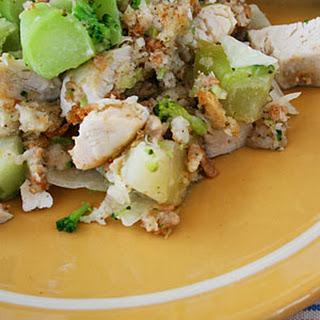 Broccoli-Chicken Casserole.