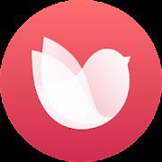 PinkBird: Period tracker & Ovulation calendar