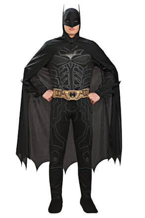 Batman The Dark Knight, vuxen