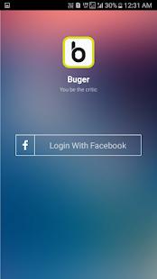 Buger - náhled