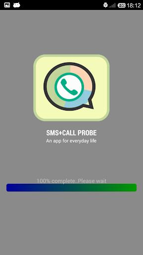 SMS+CALL Probe