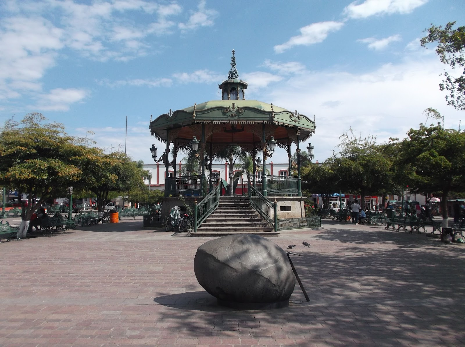 Centro de Jocotepec