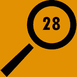 Letras a Números Icon