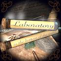 Laboratory: escape game icon