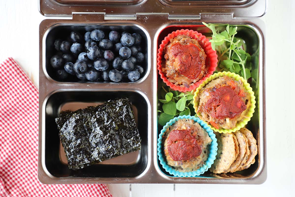 packable meatloaf make ahead lunch idea