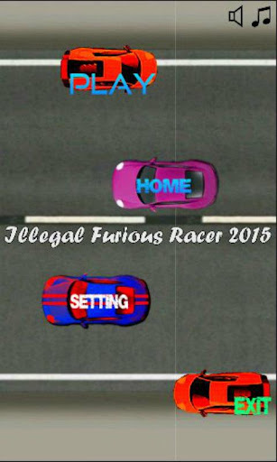 Illegal Furious Racer 2015
