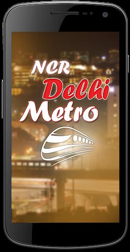 NCR Metro Delhi