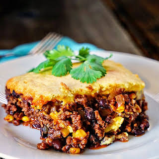 Easy Tamale Bake.