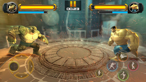 Superhero Fighting Games 3D - War of Infinity Gods 1.0 screenshots 5