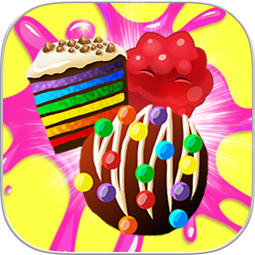 Cupcake Smash: Cookie Charms file APK Free for PC, smart TV Download