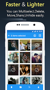 Photo Lock App - Hide Pictures & Videos Screenshot