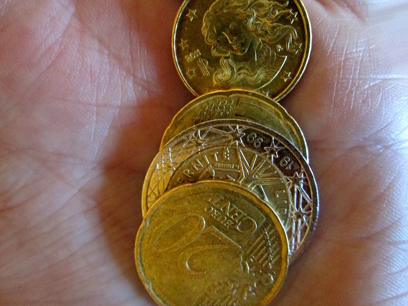 monete alla mano di aeglos