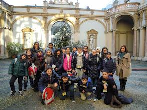 """Photo: 09/12/2014 - Scuola Elementare """"Dasso"""" di Chivasso (TO). Clase V A."""