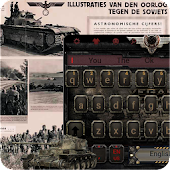 World War II keyboard Military keyboard themes