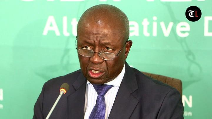 Former deputy chief justice Dikgang Moseneke announced his judgment on the Life Esidimeni victims on Monday March 19 2018, awarding the families R1.2-million each.