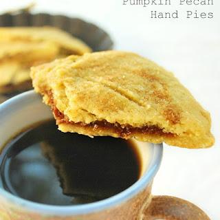 Pumpkin Pecan Hand Pies