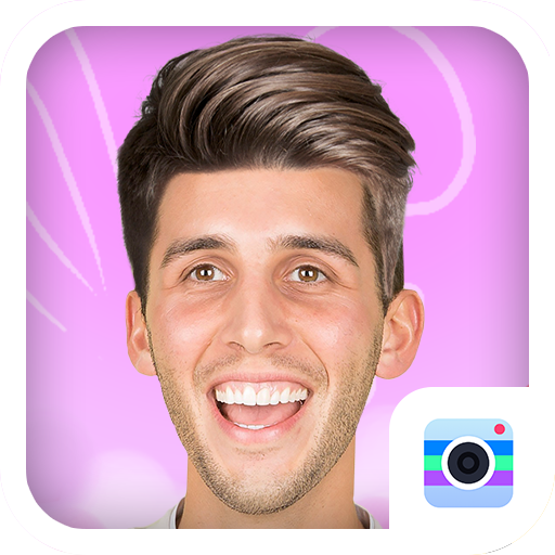 Hair Change Camera- Hair Style Photo Editor