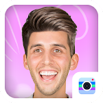 Hair Change Camera- Hair Style Photo Editor Icon