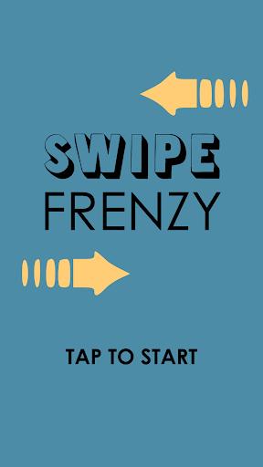 Swipe Frenzy: Ninja Reflex