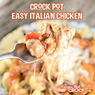 Crock Pot Italian Chicken