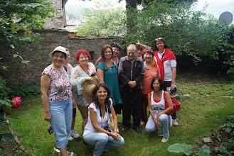 Photo: Изненадата на деня - среща с великият български писател Георги Данаилов, живеещ и творящ в Ковачевица.