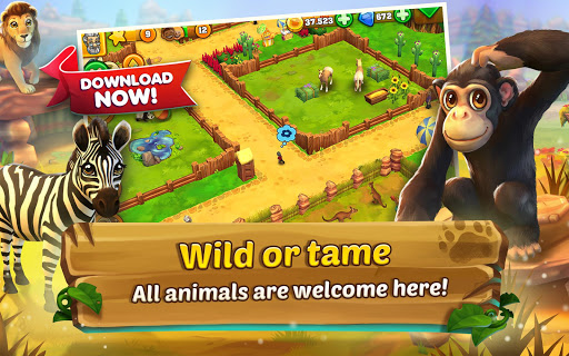 Zoo 2: Animal Park filehippodl screenshot 14