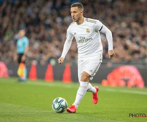 🎥 Le Real Madrid fait le boulot, Eden Hazard à l'assit pour son retour