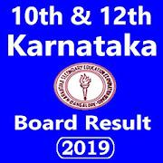 10th & 12th Karnataka Board Result 2019