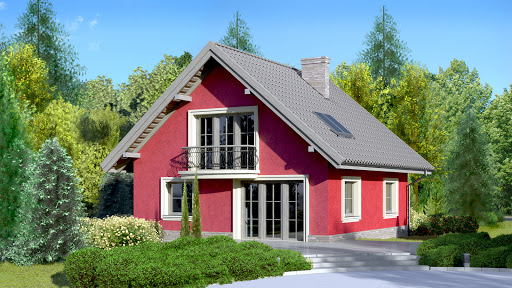 projekt Dom przy Cyprysowej 16