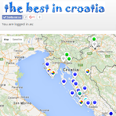 Croatia Ads Map Guide