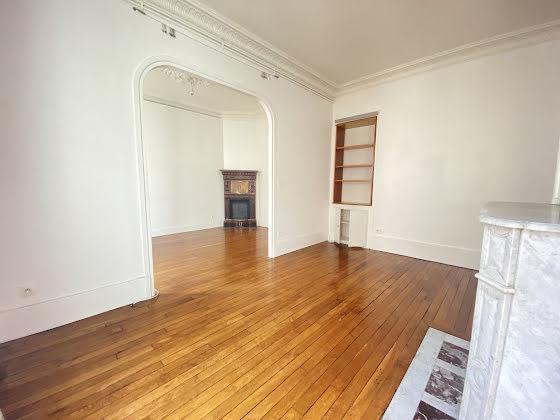 Vente appartement 3 pièces 54,27 m2