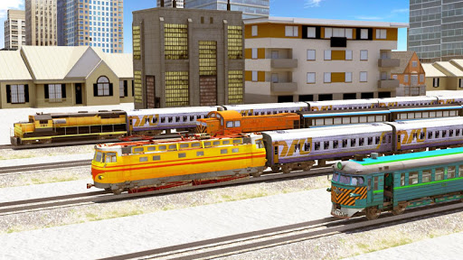 Train Driving Free  -Train Games for PC