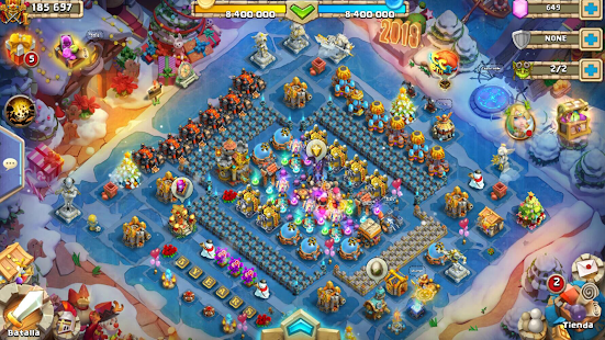 Castle Clash: Epic Empire ES 12