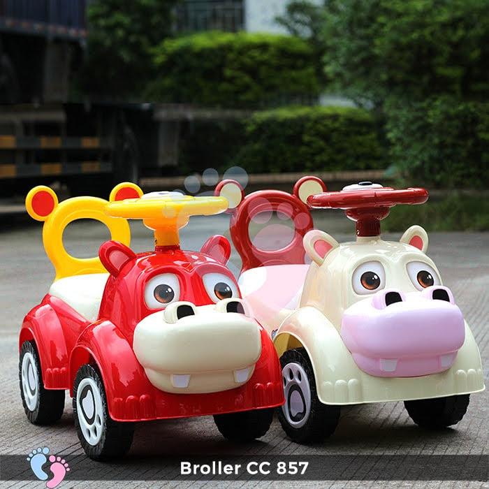 Xe chòi chân trẻ em Broller CC-857 3