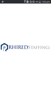 RHired Staffing- screenshot thumbnail