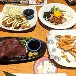sakura - japanese raw horse meat in Tokyo, Tokyo, Japan