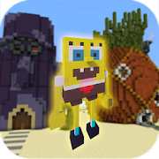 App Icon for Mod Bikini Bottom for MCPE App in Czech Republic Play Store