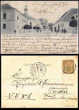 Photo: Slovacia - Trencsen Teplicz - 1903 - colectie Remus Jercau