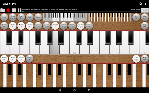 Opus #1 Pro - The Midi Organ screenshot 3