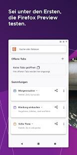 Firefox Preview Screenshot