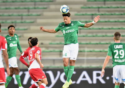 Conflit entre Arsenal et Saint-Etienne au sujet de William Saliba