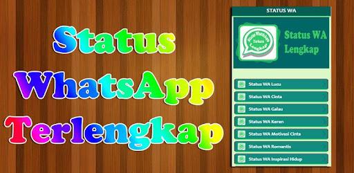 Status Wa Terlengkap 1 0 Android Download Apk