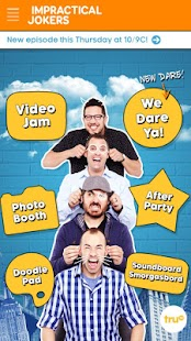 truTV Impractical Jokers- screenshot thumbnail