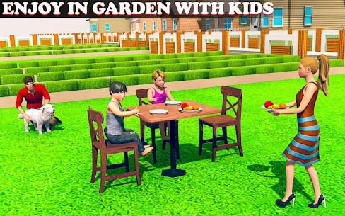 New Virtual Mom Happy Family 2020:Mother Simulator  Apk Download For Android and Iphone 7