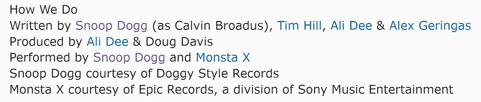 imdb monsta x snoop dogg how we do