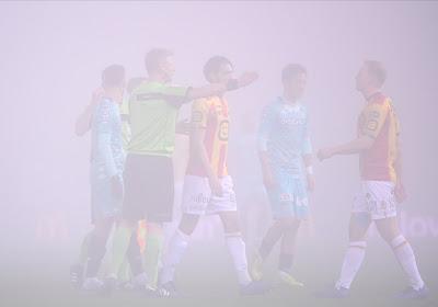 La rencontre opposant Charleroi à Malines sera rejouée le 11 février !