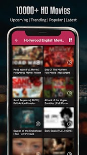 Online Free HD Movies 2019 – Latest Popular Movies App Download For Android and iPhone 3